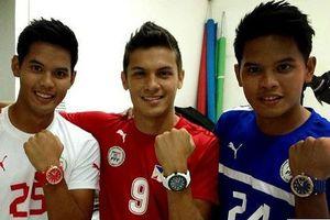 Chuẩn bị cho AFF Cup, tuyển Philippines triệu tập cặp song sinh
