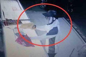 Trích xuất camera truy tìm thanh niên cướp tiệm vàng ở Nam Định