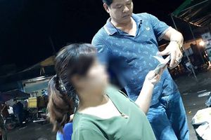 Bảo kê chợ Long Biên: Khởi tố vụ án cưỡng đoạt tài sản