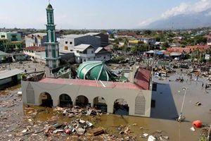 Thảm họa động đất, sóng thần Indonesia: Hơn 1.200 người tử vong