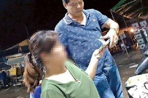 Khởi tố vụ cưỡng đoạt tài sản ở chợ Long Biên