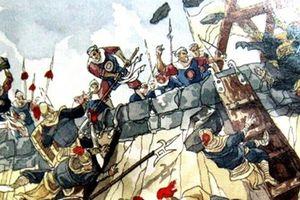 Bất hòa giữa Quách Quỳ và Triệu Tiết khiến quân Tống bại trận trên đất Việt