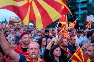 Macedonia trưng cầu dân ý đổi tên nước để được vào NATO