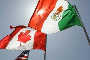 NAFTA có tên gọi mới là Hiệp định Mỹ-Canada-Mexico