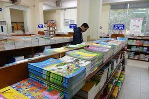 Nhà xuất bản Giáo dục: Chiết khấu sách giáo khoa ở mức thấp