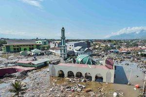 Sự kiện quốc tế 20-26/9: Tang thương động đất tại Indonesia