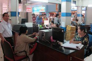 Từ 8 giờ sáng nay, ga Sài Gòn bắt đầu bán vé tàu Tết
