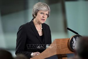 Thủ tướng Theresa May: Kế hoạch Anh rời Liên minh châu Âu 'không chết'