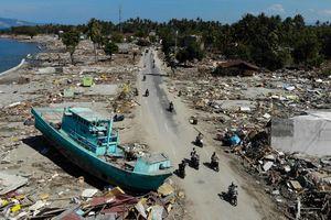 Lý do động đất thường 'phá rối' Indonesia