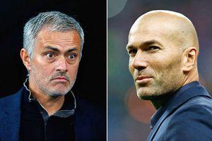 NÓNG: Zidane gọi điện cho Mourinho bàn về tương lai tại M.U