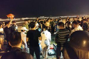 Du khách Trung Quốc chết đuối khi tắm biển Đà Nẵng ban đêm