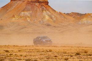 Chevrolet Colorado đối mặt địa hình khắc nghiệt ở Australia