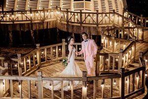 Ca sĩ Lâm Chấn Huy bất ngờ kết hôn, lấy vợ ở tuổi 37