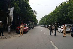 Nghệ An: Hàng trăm cảnh sát vây bắt đối tượng có vũ khí cố thủ trong nhà