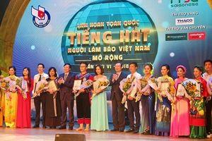 Hải Phòng: Liên hoan toàn quốc Tiếng hát người làm báo Việt Nam mở rộng lần thứ VI năm 2018
