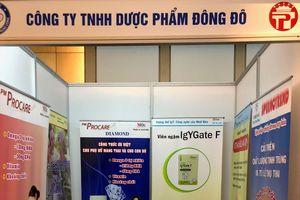 Công ty TNHH Dược phẩm Đông Đô: Quảng cáo sai sự thật `lừa` khách hàng?