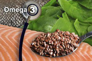 Cách bổ sung axít béo Omega-3 giúp làm sạch mạch máu, chống tắc nghẽn