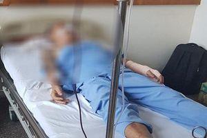 Gia Lai: Kẻ lạ mặt táo tợn xông vào bệnh viện chém 2 người bị thương