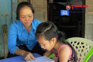 Tấm lòng cô giáo vùng quê Cù Lao Dung
