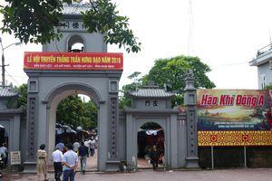 Nam Định: Đền Bảo Lộc - Ngôi đền thiêng trên trang ấp cũ của An Sinh Vương Trần Liễu