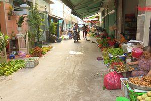 Thơm thảo chợ quê giữa Sài Gòn