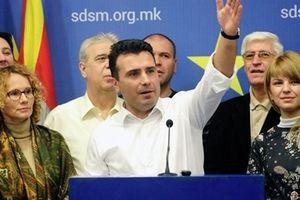 Hơn 90% người đi bỏ phiếu ủng hộ việc đổi tên nước Macedonia