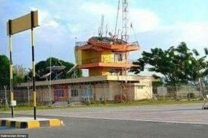 Hình ảnh kiểm soát viên không lưu hy sinh trong vụ động đất Indonesia