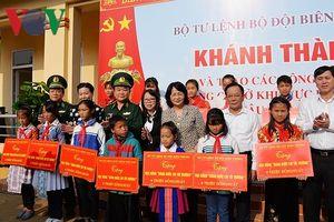 Quyền Chủ tịch nước dự sơ kết cao điểm đấu tranh phòng chống ma túy