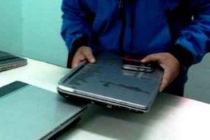 Đạo chích đột nhập phòng lãnh đạo huyện ở Đắk Lắk trộm tài sản