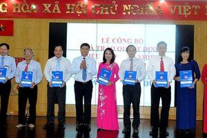 Bổ nhiệm, bổ nhiệm lại 14 cán bộ quản lý thuộc Sở GDĐT TP. Hồ Chí Minh