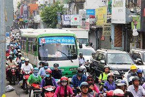 Xe buýt ngưng hoạt động, dân luyến tiếc!