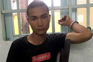 Tên cướp ở Sài Gòn sa lưới khi đang ngủ trên võng
