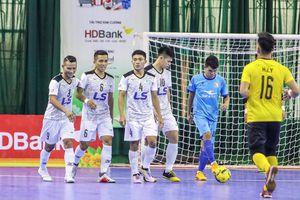 CLB Thái Sơn Nam lần thứ 4 liên tiếp vô địch Futsal Quốc gia