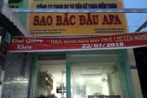 Chính quyền TPHCM 'giật mình' về loại tội phạm mới: Văn phòng công chứng giả