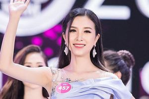 Á hậu Hoa hậu Việt Nam 2018 Thúy An bất ngờ nhập viện