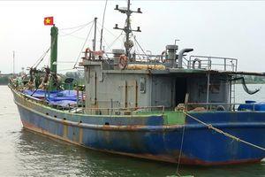 Ngân hàng khởi kiện chủ tàu cá vì không trả nợ