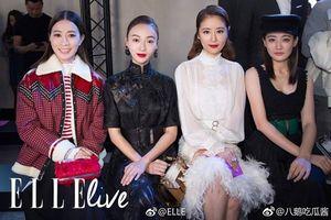 Lâm Tâm Như đẹp mặn mà ở tuổi tứ tuần, nổi bật tại Tuần lễ thời trang Paris