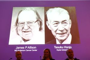 Liệu pháp điều trị ung thư được trao Nobel Y học 2018