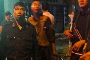 Nghệ An: Nghi phạm ôm hàng nóng cố thủ trong nhà đã bị bắt