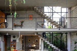 Ngắm căn nhà gạch bình dị là niềm mơ ước của nhiều người