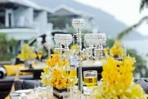 Các tỷ phú thế giới lựa chọn tổ chức đám cưới ở đâu tại châu Á?