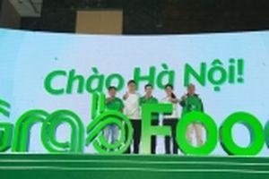 Triển khai dịch vụ giao nhận thức ăn GrabFood tại Hà Nội