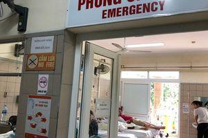 'Đầu tư' bình khí ở nhà bơm bóng cười để hít, thanh niên 21 tuổi nhập viện