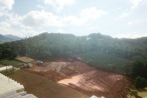 Hồ cấp nước sạch cho Đà Lạt bị xâm hại