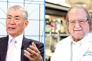 Nobel Y học 2018 được trao cho Liệu pháp điều trị ung thư