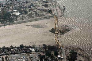 Sức mạnh sóng thần sau động đất ở Indonesia vượt quá sức tưởng tượng của các chuyên gia
