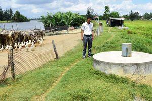 Những công trình hoang phí: Khu neo đậu thành... bãi chăn vịt
