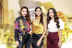 'Chị đại' của 'Asia's Next Top Model' đọ dáng cùng Hương Giang, Hồ Ngọc Hà