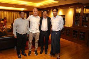Myanmar bổ nhiệm GĐKT 'xịn' quyết bắt kịp bóng đá Việt Nam