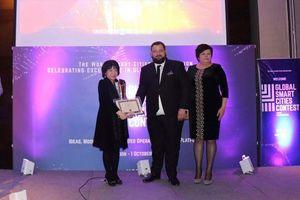 Nữ Tiến sĩ Việt Nam giành giải xuất sắc cuộc thi 'quốc gia thông minh'